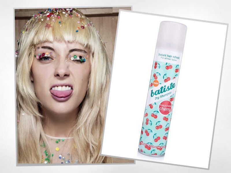 Redakcja testuje: suchy szampon Batiste Cherry