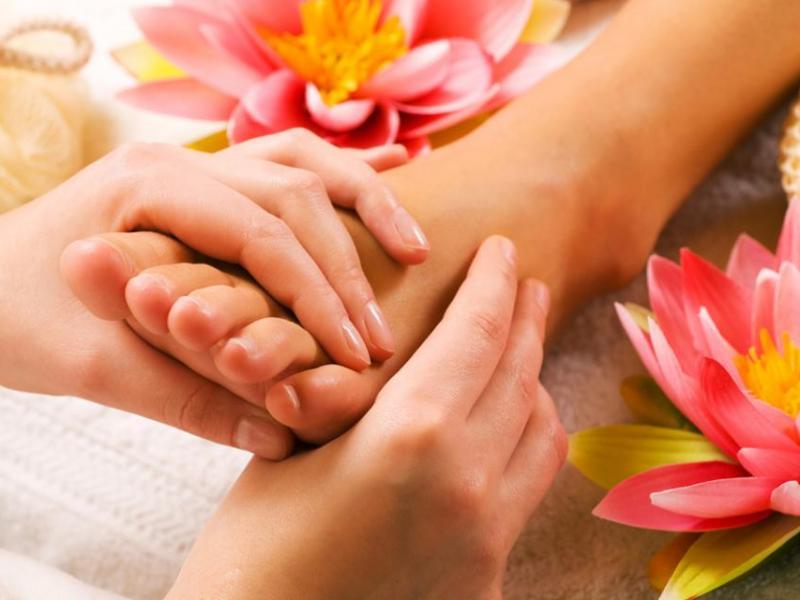 Refleksoterapia - leczniczy masaż stóp