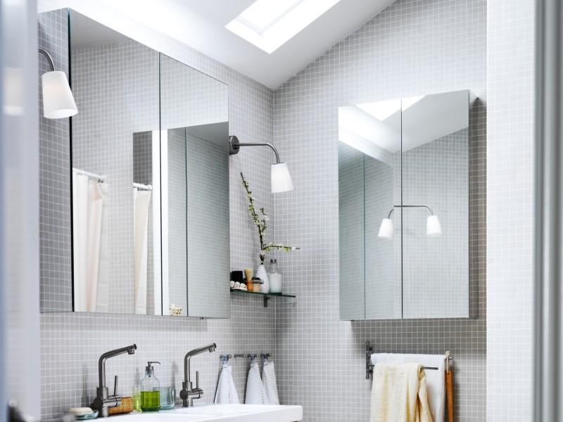 Pomysły Na łazienkę Od Ikea Modnie Funkcjonalnie I