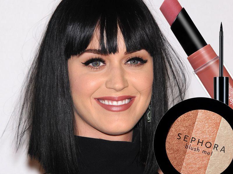 Retro szyk - makijaż Katy Perry krok po kroku