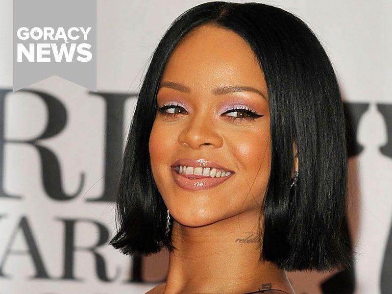 A randka Rihanna