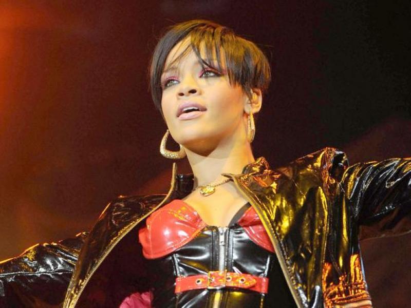 Rihanna zaprojektuje kolekcję dla Victorias Secret