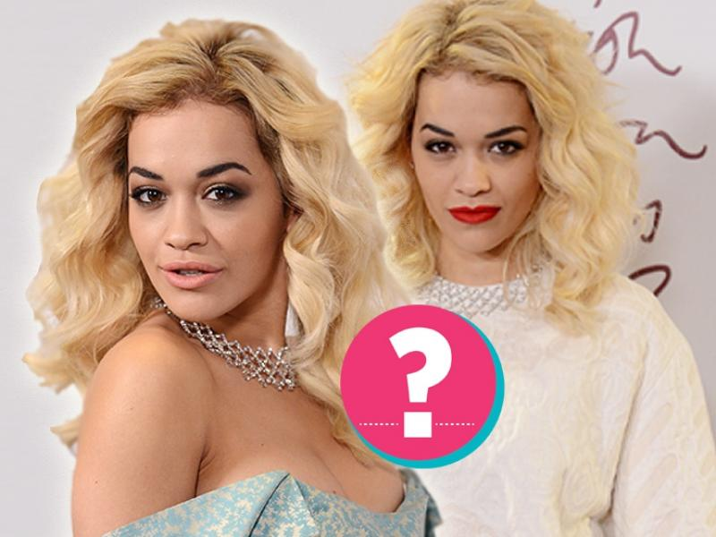 Rita Ora - który makijaż wolisz?