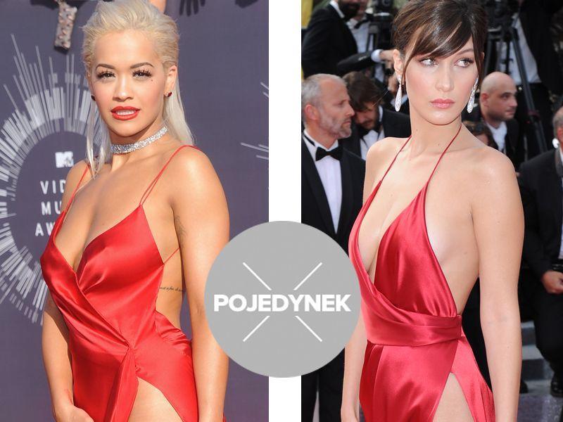 Rita Ora w 2014 roku vs Bella Hadid w 2016? [sonda]