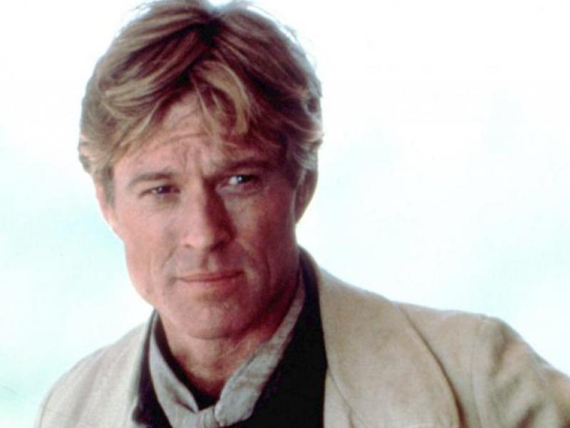 Robert Redford - Jaka emerytura...
