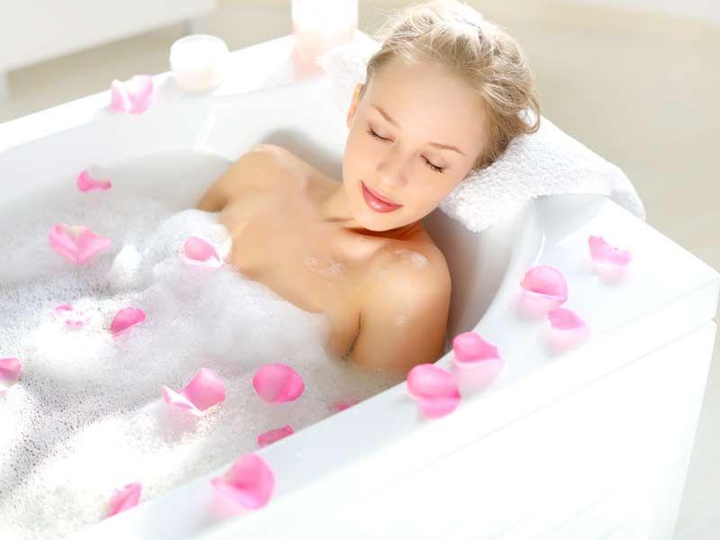 Romantyczna kąpiel – o tym nie zapomnij!