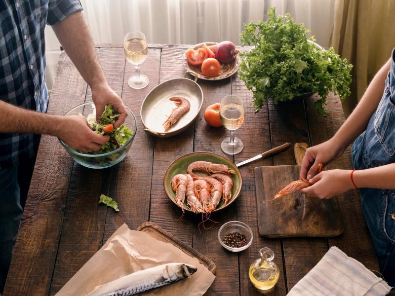 Rozważania dietetyka. Odchudzanie w parze? Nie ścigaj się ze swoim mężczyzną!