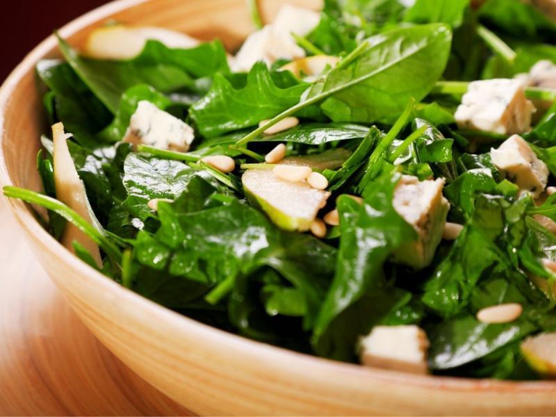 sałatki dietetyczne z serem