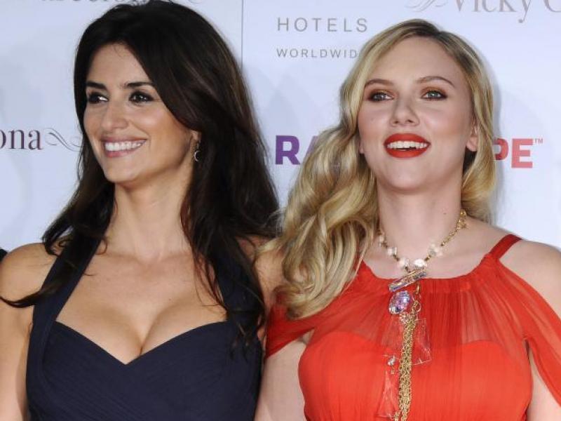 Scarlett Johansson nową twarzą Mango