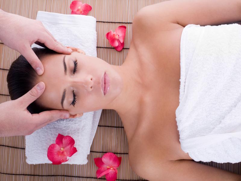 Sekrety masażu głowy