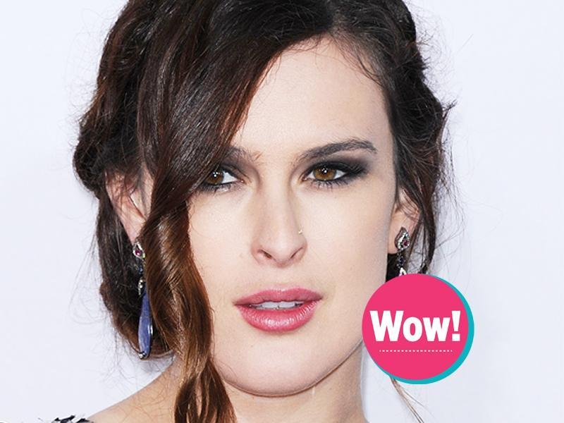 Seksowny makijaż Rumer Willis krok po kroku