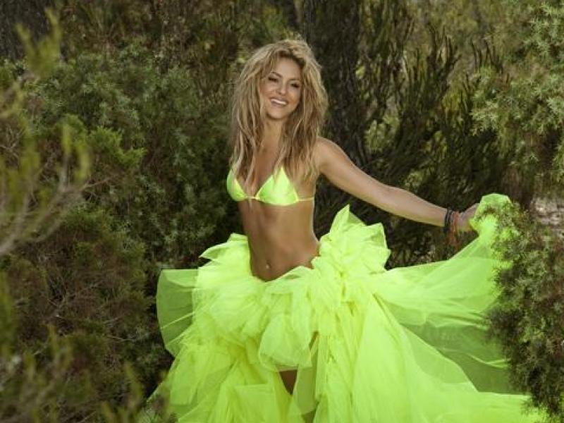 Shakira na jedynym koncercie w Polsce