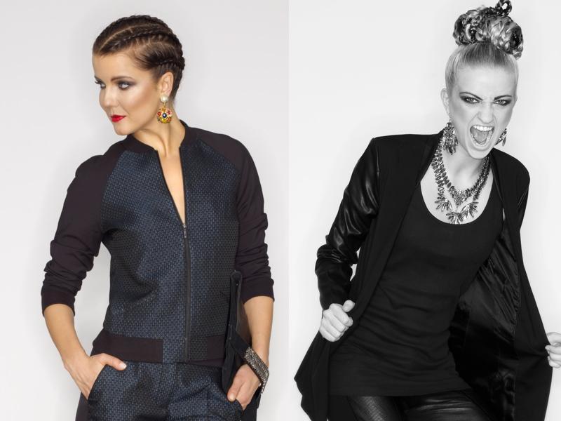 Siła jest kobietą według Milek Design