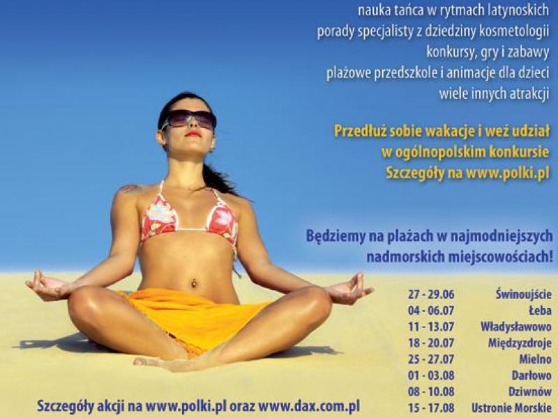 Słoneczna AKADEMIA Dax Cosmetics