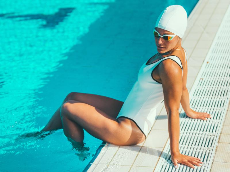 Słyszałyście o float fit? To połączenie surfingu, zajęć na basenie i treningu interwałowego