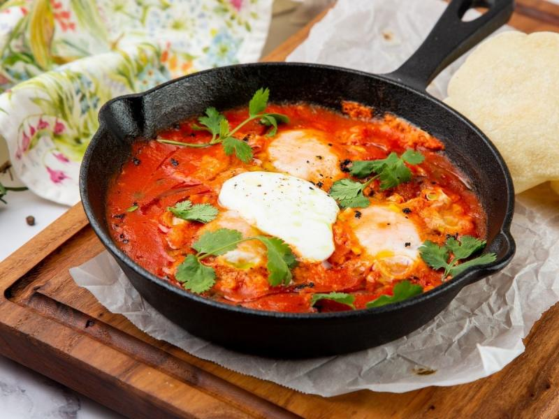 śniadanie w diecie niskowęglowodanowej