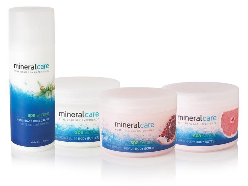 Spa Serene Mineral Care