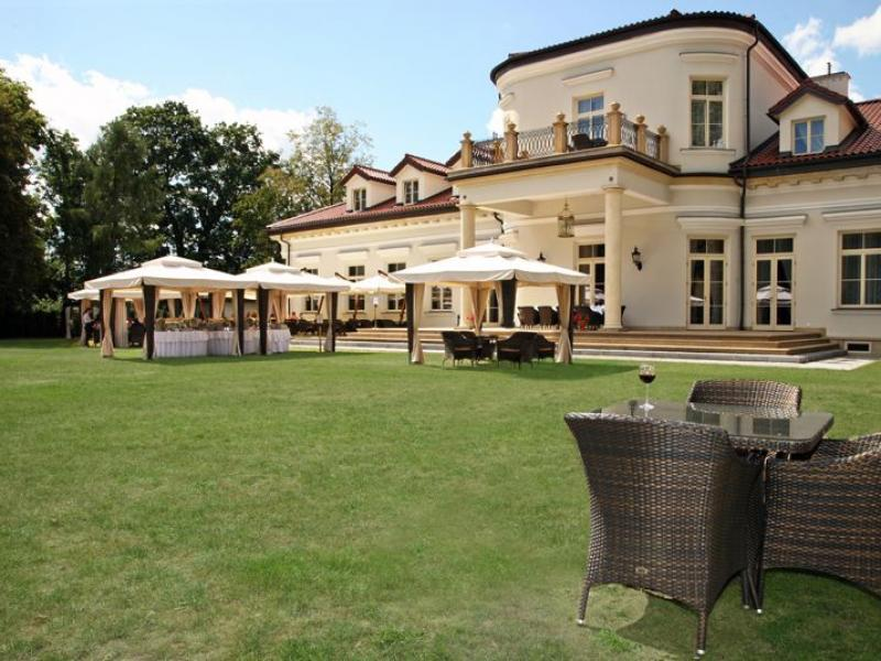 Spa & Wellness w Pałacu Żelechów
