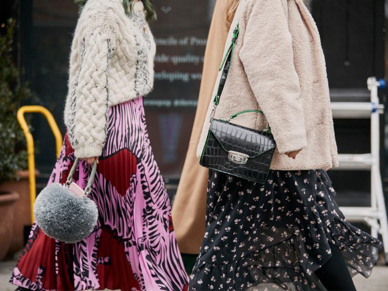 Spódnice na jesień i zimę 20192020 4 najważniejsze trendy