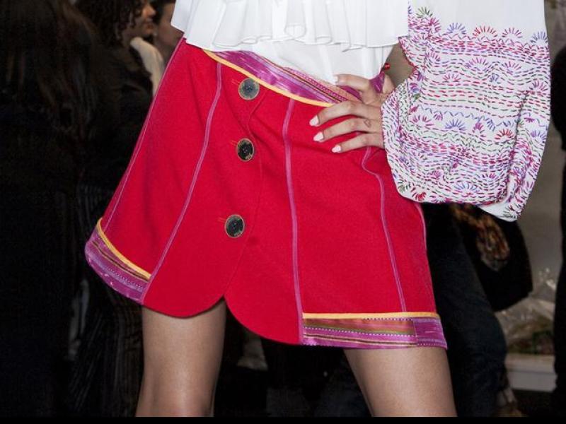 Spódnicowe sztuczki stylistów