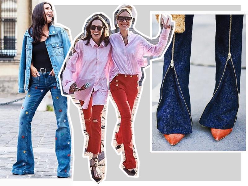 Spodnie, w których każdy wygląda dobrze? Tylko teraz już nikt ich nie nosi