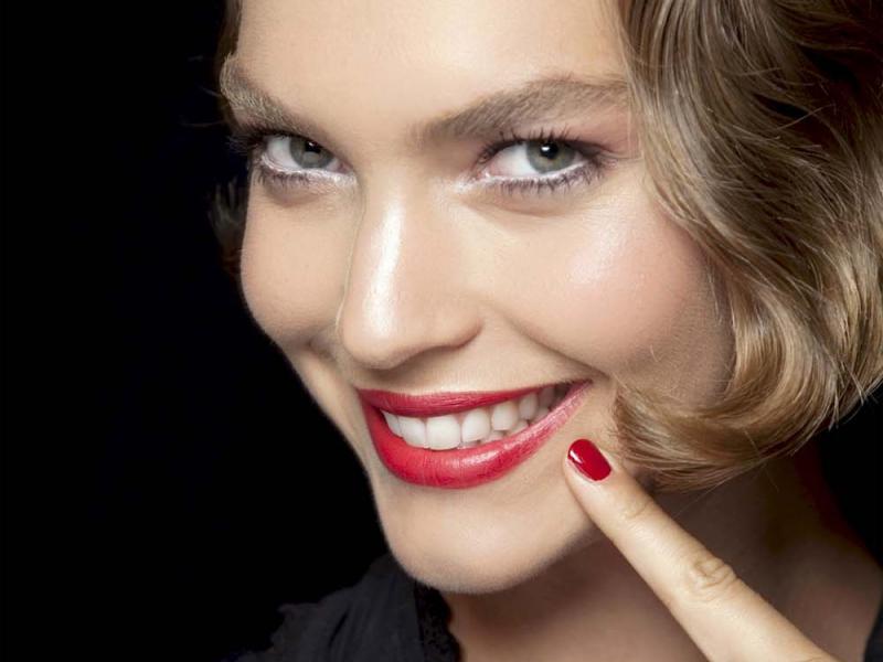 Sposób na utrwalenie makijażu