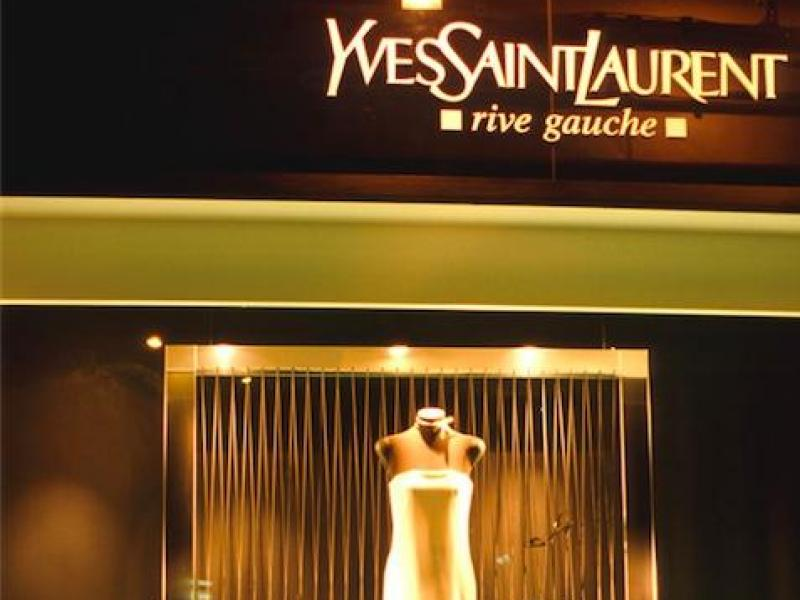 Stefano Pilati śladami Yves Saint Laurenta