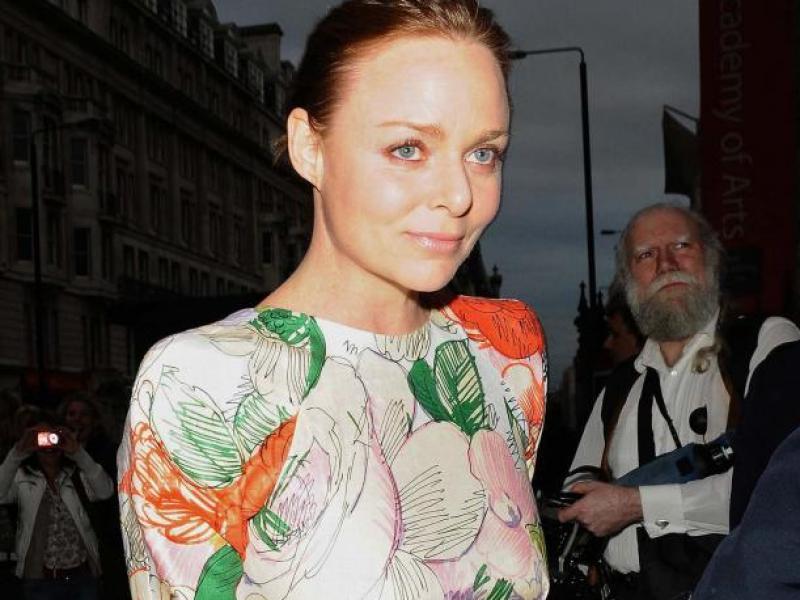 Stella McCartney ubiera się najlepiej