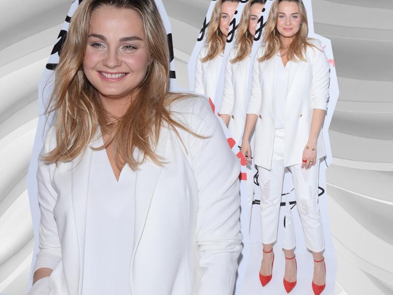 Stwórz look Małgorzaty Sochy z sieciówkowych ubrań