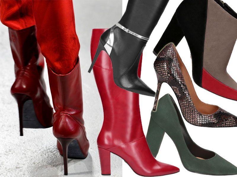 Stylowe buty na jesienne i zimowe dni...