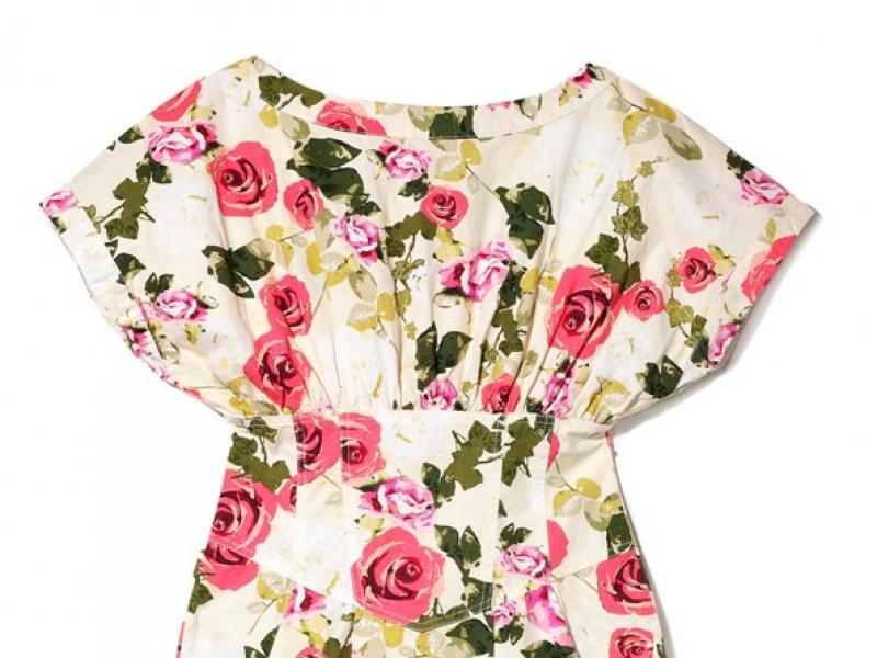 Cropp, CHILLIN, sukienka kolekcja wiosna-lato 2010