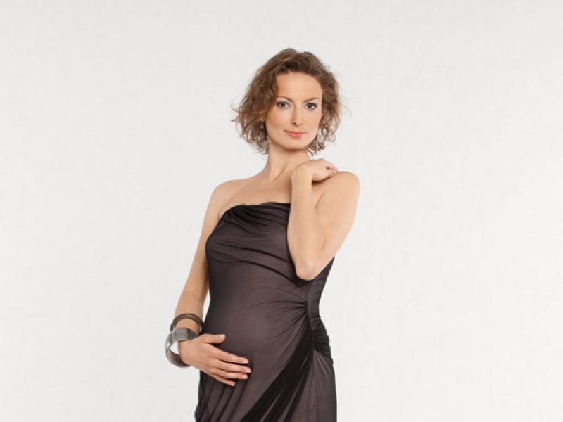 cea057b8 Sukienki ciążowe 9fashion - jesień-zima 2012/2013 - Trendy sezonu ...