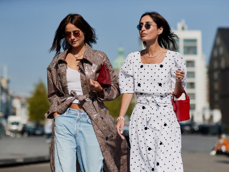 sukienki w grochy na lato