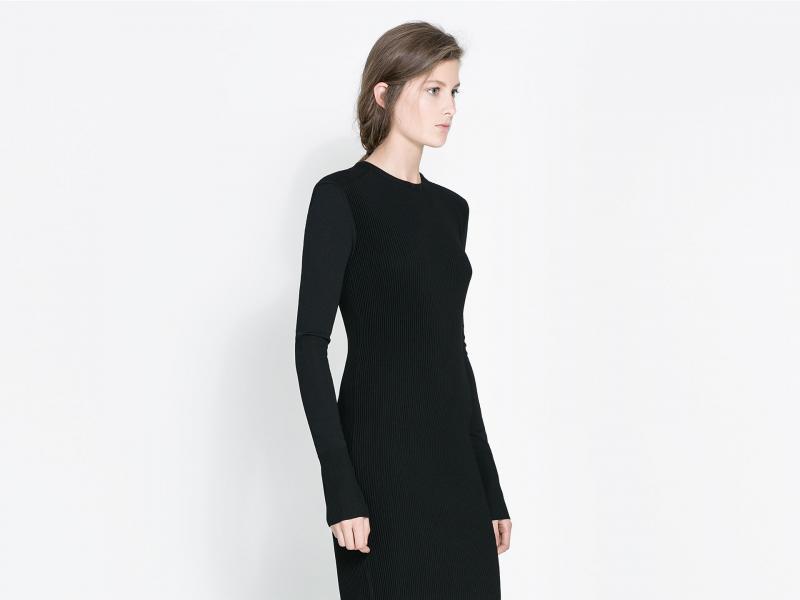 80bc921394 Sukienki Zara na jesień i zimę 2013 14 - Trendy sezonu - Polki.pl