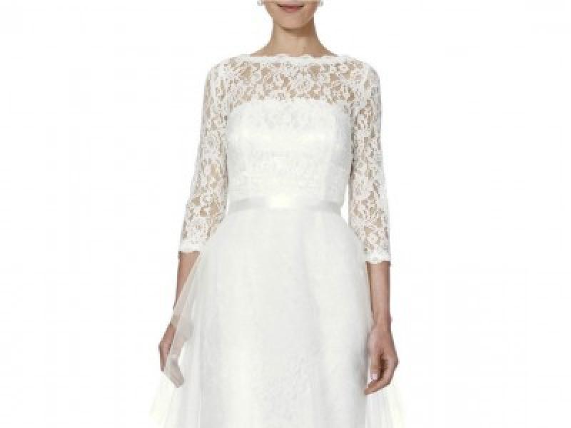 Suknia ślubna Apart 34 Xs Koronka Długi Rękaw Koronkowy 500 Zł