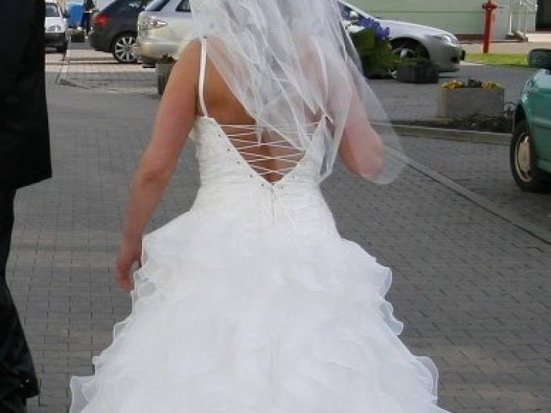 a1550b41bb Suknia Ślubna Euforia Maggio Ramatti roz. 36-38 - Suknie ślubne -  Ogłoszenie - Komis
