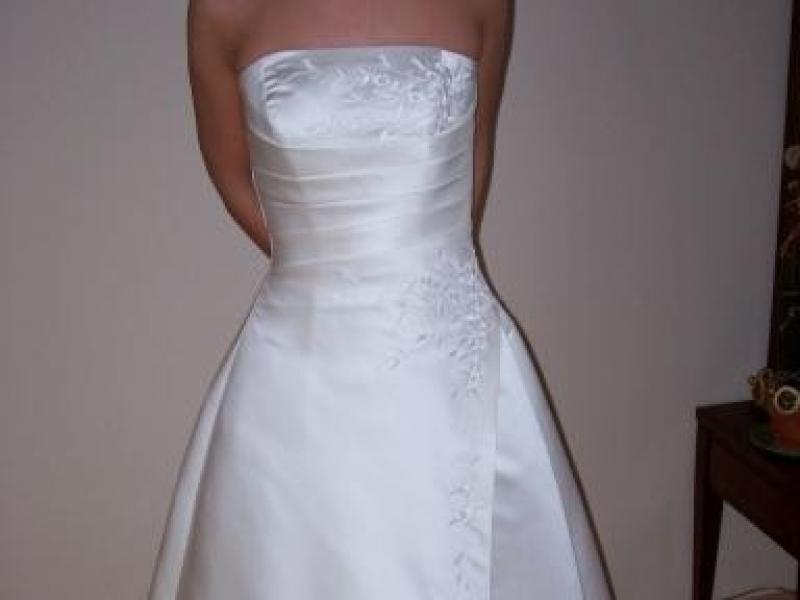 597a1f6c19 Suknia ślubna firmy Agora - model 24-43 - Suknie ślubne - Ogłoszenie -  Komis