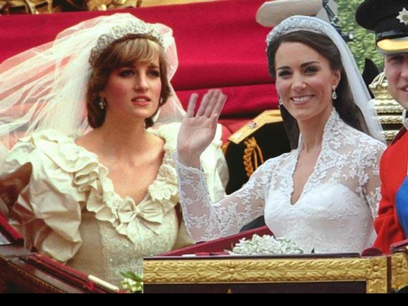 Suknia ślubna księżniczki