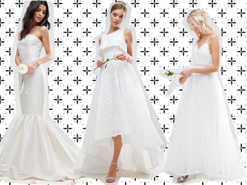 79b33d15a8 Suknie ślubne z sieciówki - zobacz zdjęcia i ceny - Suknie ślubne i ...