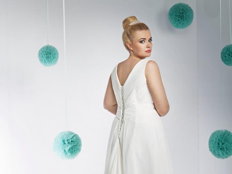 2e5dd44f44 Suknie ślubne dla puszystych z kolekcji