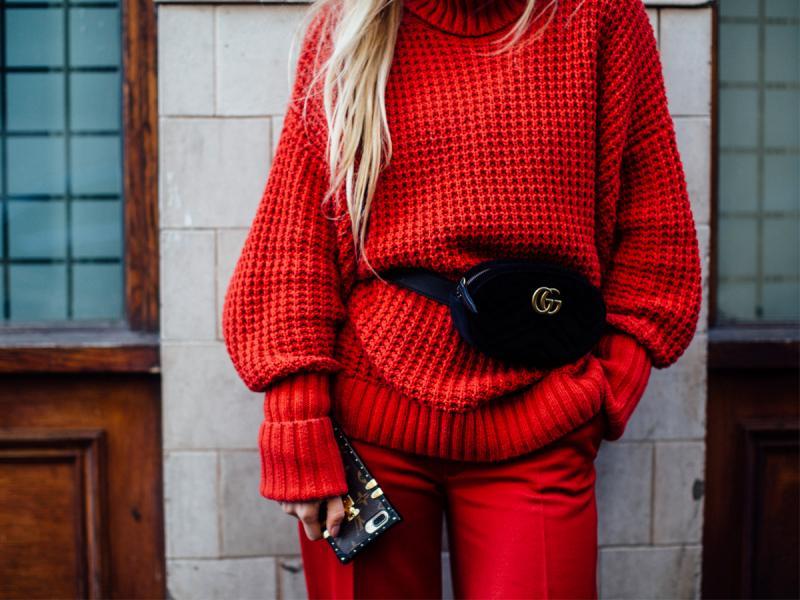 Swetry na zimę trendy