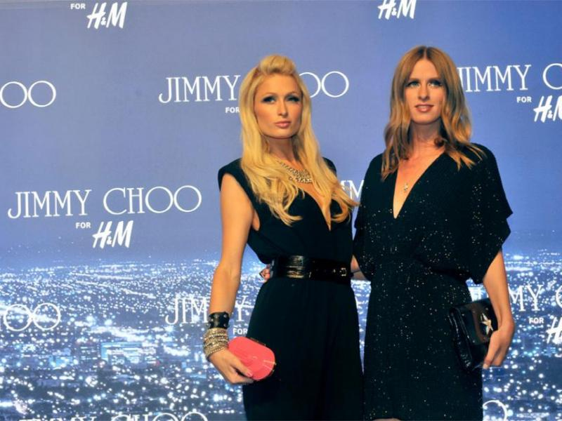 Świat zwariował na punkcie Jimmy Choo i H&M - relacja