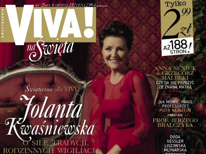 Świąteczne wydanie magazynu Viva!