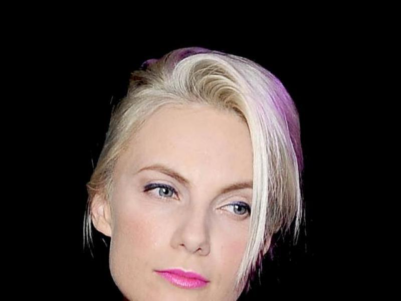 Sylwia Gliwa - makijaż na Oskarach Fashion 2011