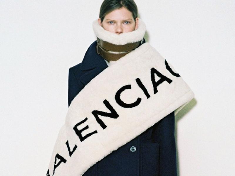 Balenciaga pre-fall 2016
