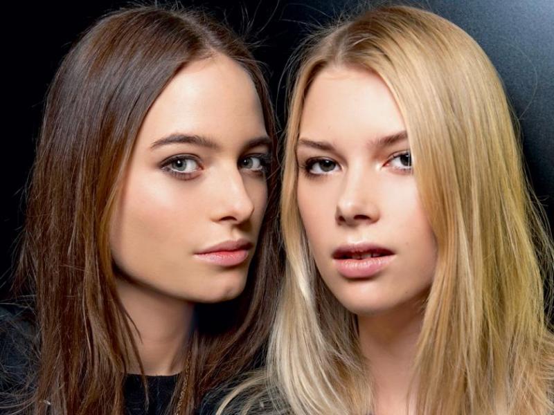 Szampon dla brunetki kontra szampon dla blondynki
