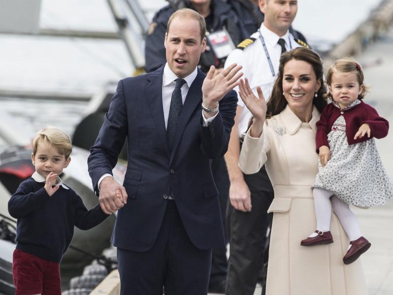 Księżna Kate o macierzyństwie