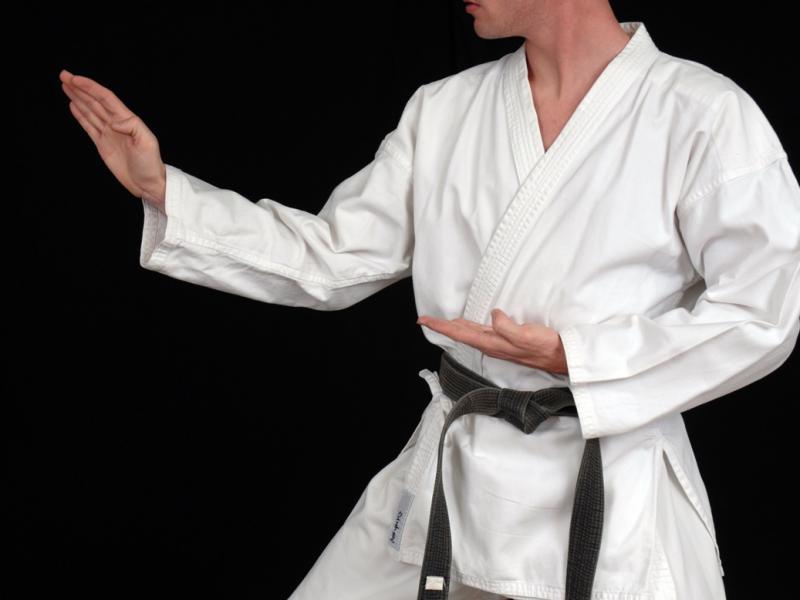 karate, walka, sport/  fot. Fotolia