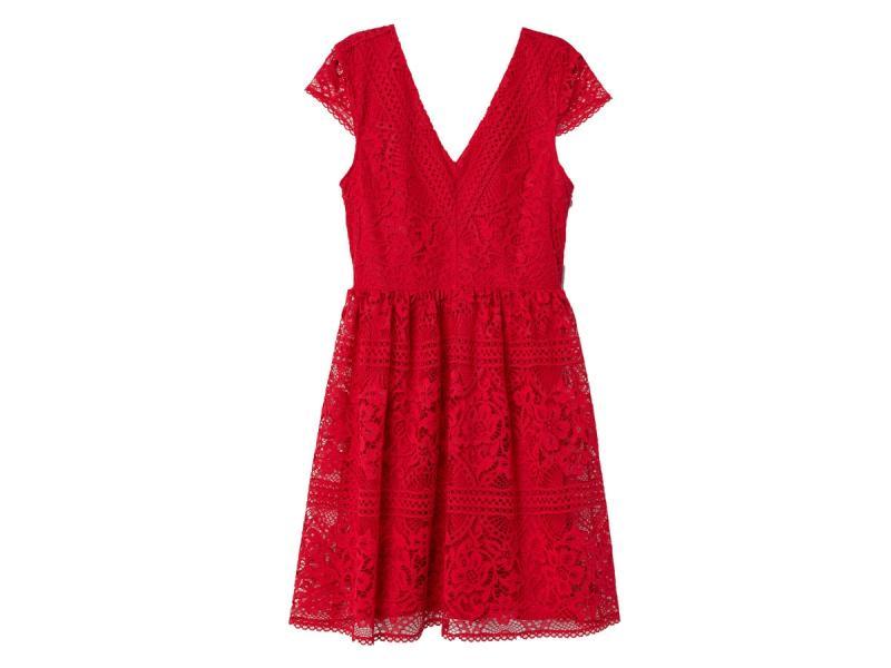 e28afd70c8 Sukienki na walentynki 2019 z sieciówek - przegląd najmodniejszych modeli -  Shopping - Polki.pl