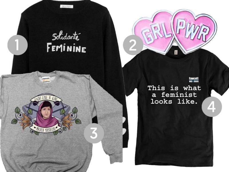 feministyczna moda